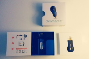 El Chromecast