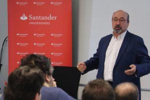 Jordi Cirera a l'UIB