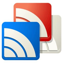 Logo del Google Reader