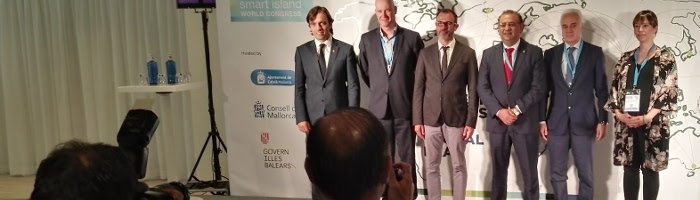 Sol i dades al Smart Island Congress