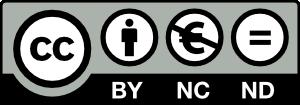 Símbolo para la licencia CC que buscamos