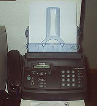 aparell per fax