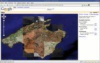 Mallorca a Google Maps