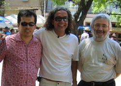 Ricardo Galli, Marcello d'Elia Branco, Llorenç Valverde