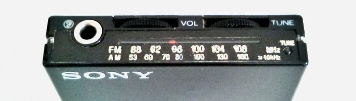 Dial d'una ràdio