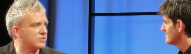 Benjamí Villoslada al programa 971 directe, amb Joan Monse