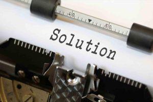 La solució